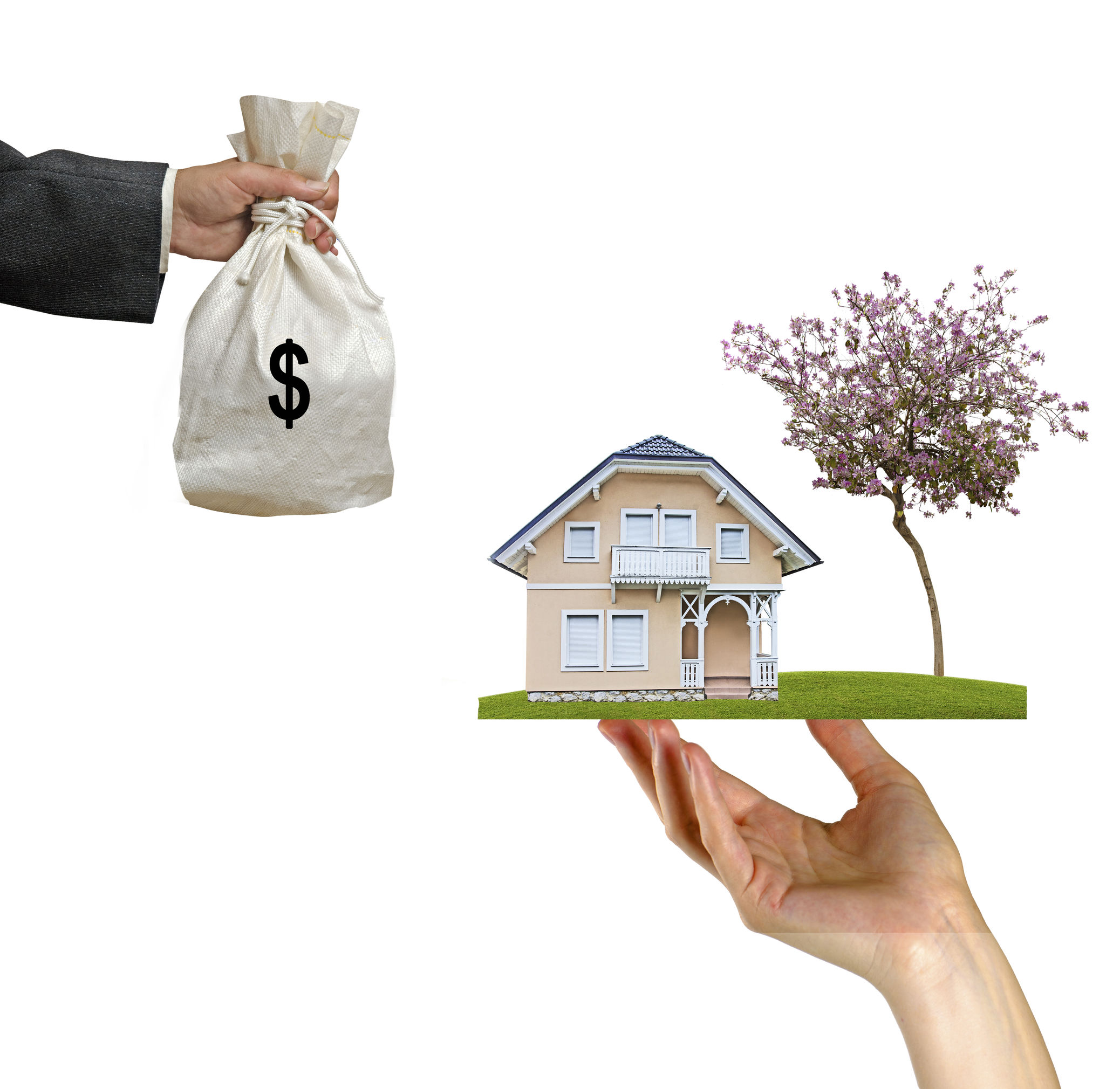 37033212 - selling of house