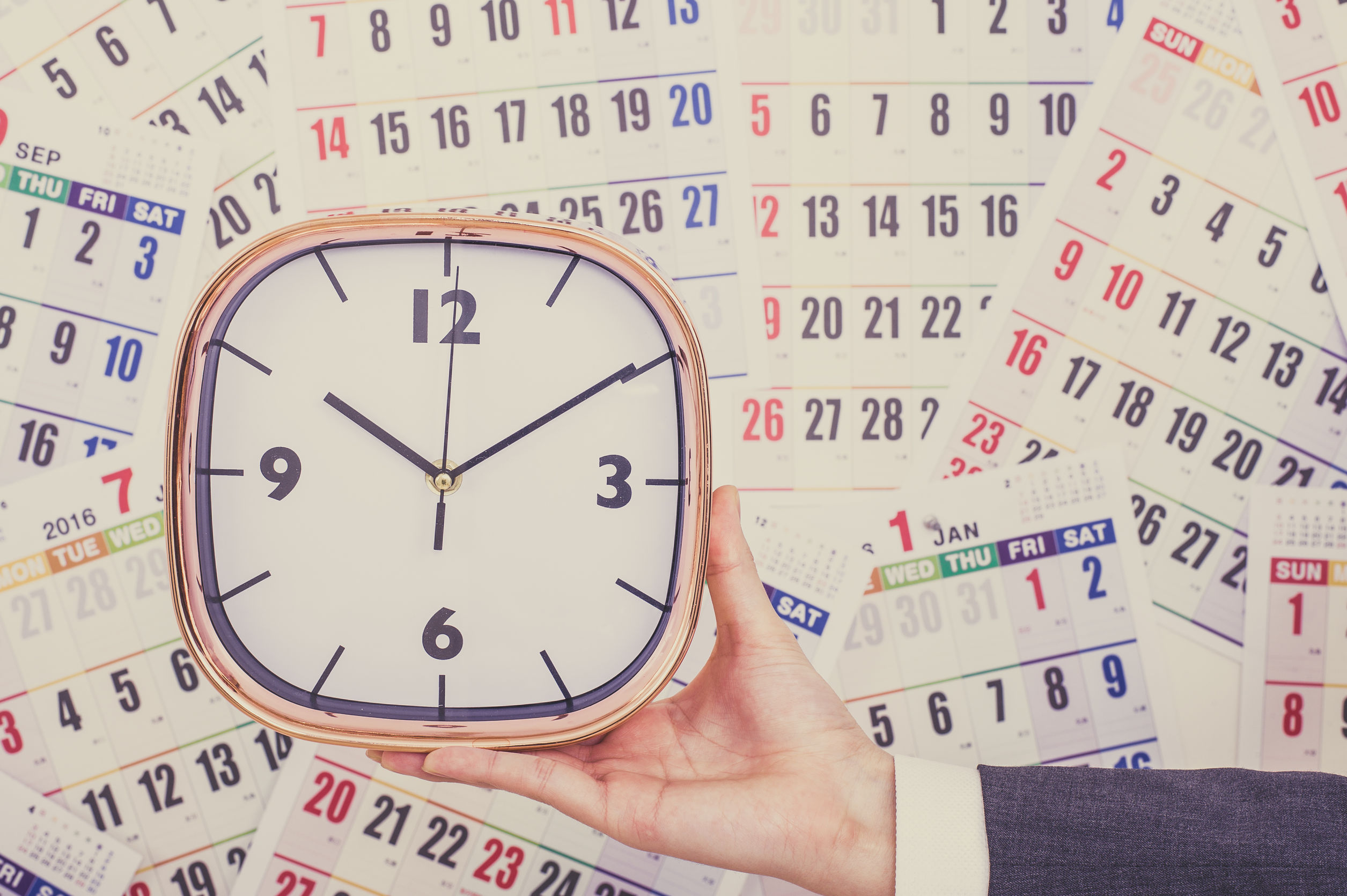 51950189 - calendar and time management