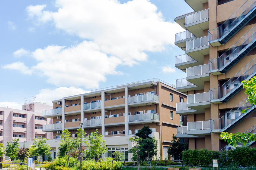 63907034 - apartment building in japan